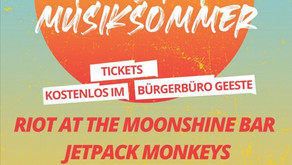 +++Geester Musiksommer 2021+++KOSTENLOSES Konzert am Dalumer Sportplatz+++