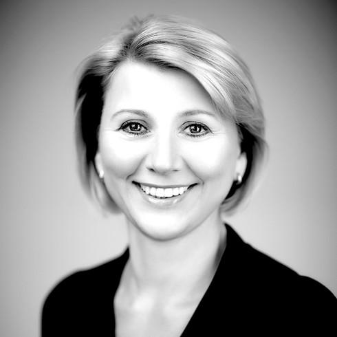 Ieva Plaude Roehlinger : LAKRA priekšsēdētāja