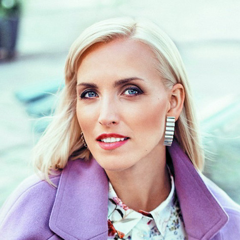 Kristīne Virsnīte, TV seja