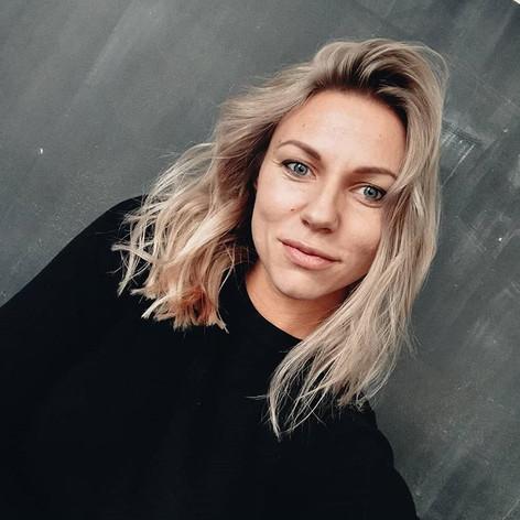 Nika Linde, veselīga dzīvesveida motivators
