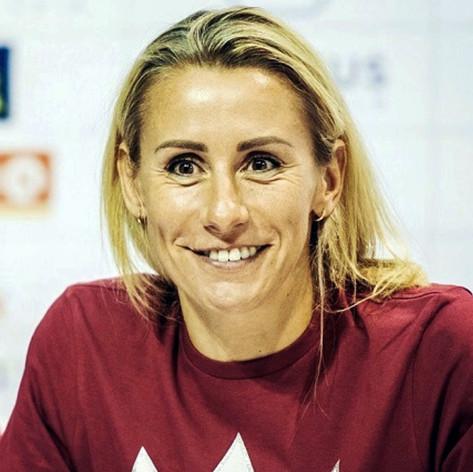 Gunta Baško, Latvijas sieviešu izlases ģenerālmenedžere