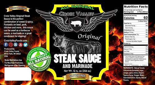 Steak Sauce and Marinade