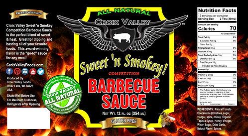 Sweet 'n Smokey Barbecue Sauce
