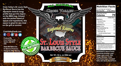 St. Louis Style Barbecue Sause