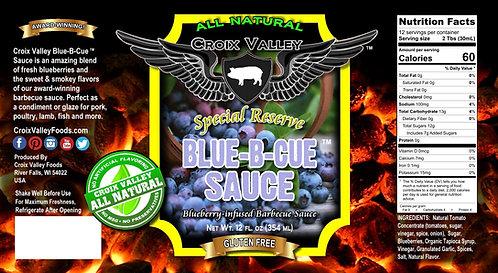 Blue-B-Cue Sauce