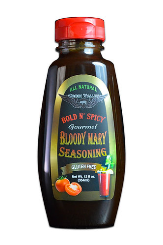 Bloody Mary Seasoning Bold and Spicy