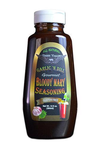 Bloody Mary Seasoning Garlic 'n Dill