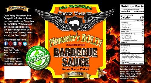 Pitmaster's Bold! Barbecue Sauce