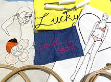 Embroidery skills