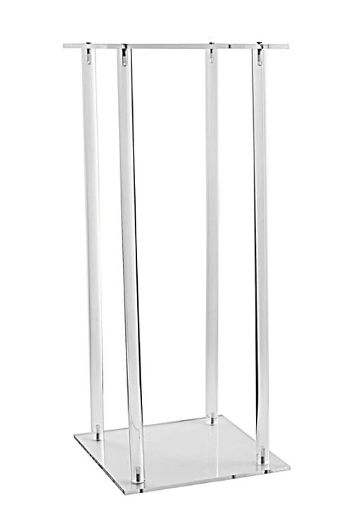 Acrylic Stands Centerpieces