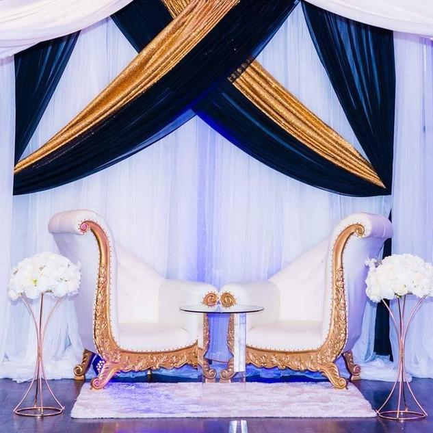 Single Throne $150