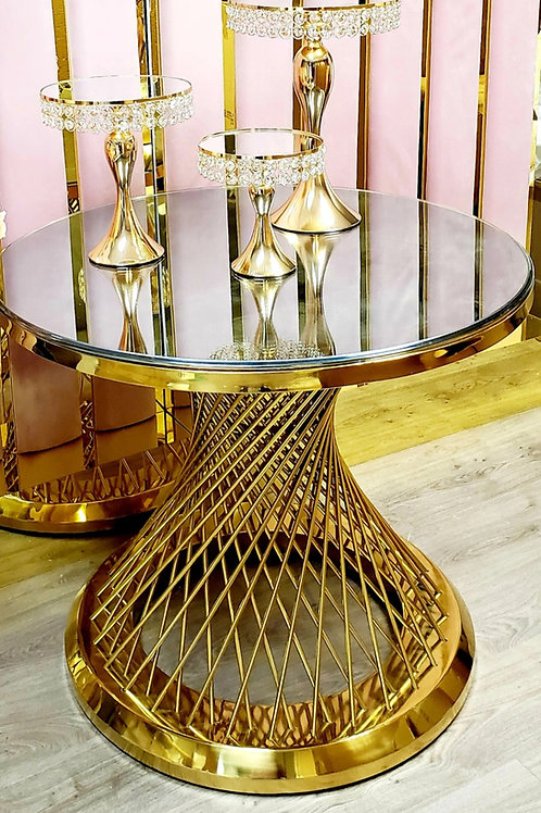 Mirror top Luxe Table