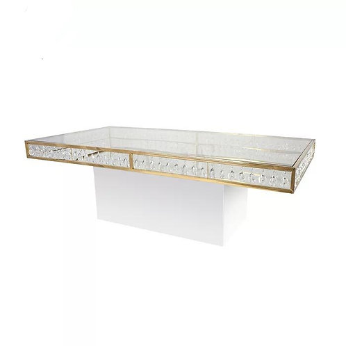 Crystal Table 6ft