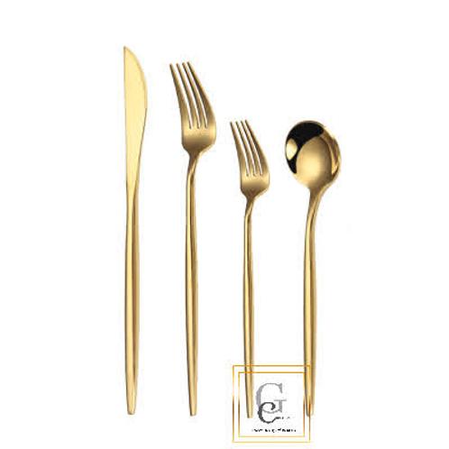 Golden Flatwares