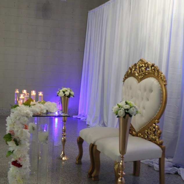 Heart Throne