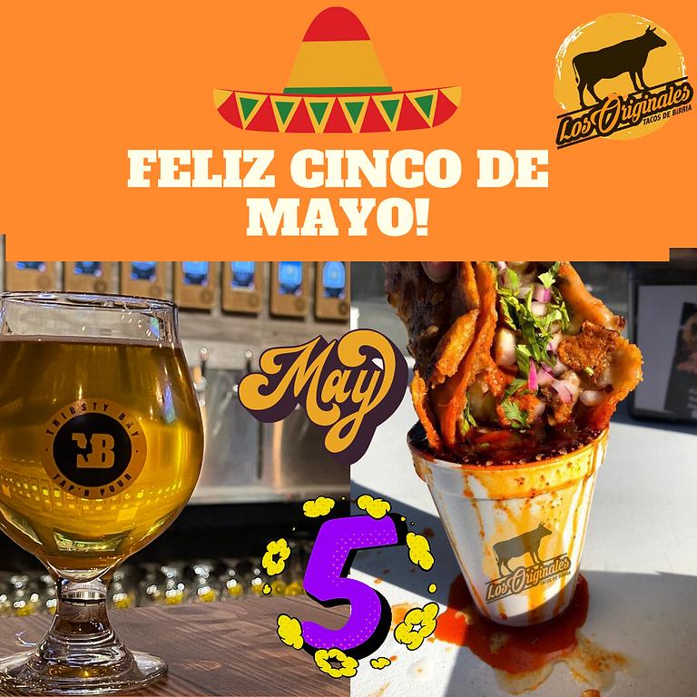 LosOriginales  Taco Truck   for Cinco De Mayo!
