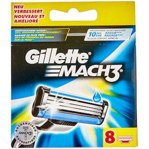 Rasierklingen Gillette Mach3 XL 8 Stück