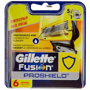 Rasierklingen Gillette Fusion5 Proshield 6 Stück