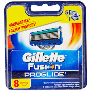 Rasierklingen Gillette Fusion Proglide XL 8 Stück