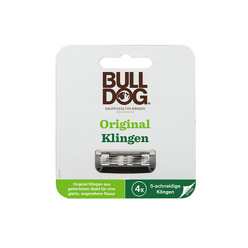 Original Bulldog Bambus Rasierklingen
