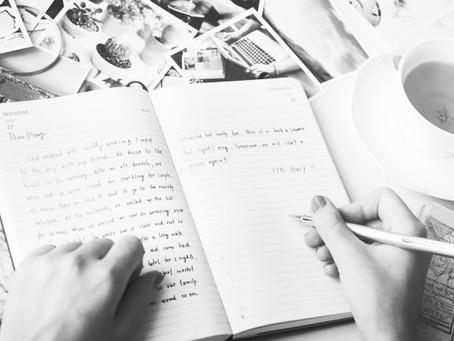 L'écriture de soi, meilleure amie du bien-être ! Récit d'un atelier.