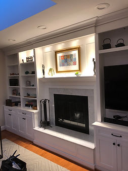 fireplace cabinets entertainment center