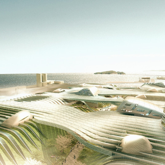 EXPO 2012 THEMATIC PAVILION COMPETITION