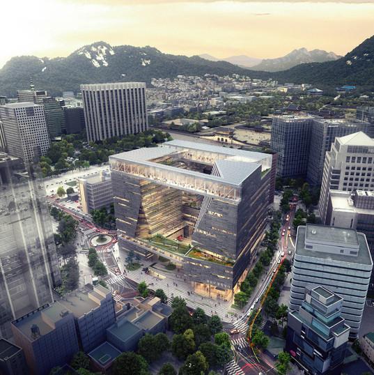 JONGNO-GU GOVERNMENT COMPLEX