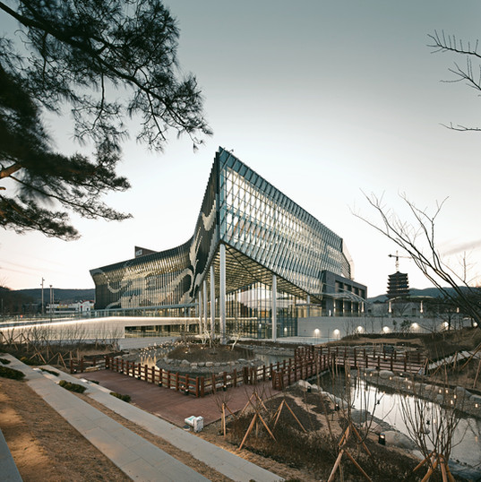 KOREA HYDRO & NUCLEAR POWER CORPORATION CONVENTION CENTER