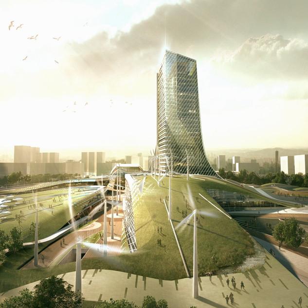 KOREA ELECTRIC POWER CORPORATION HEADQUARTERS