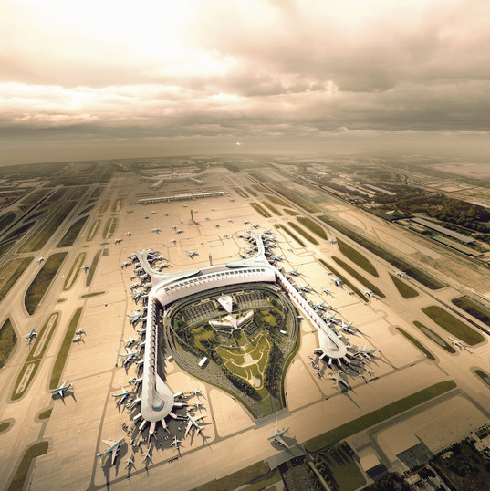 INCHEON INTERNATIONAL AIRPORT TERMINAL 2 EXTENSION