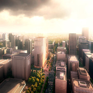 KOREA POST TOWER