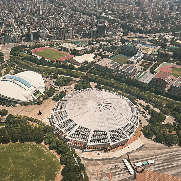 OLYMPIC GYMNASTICS ARENA AND CONCERT HALL