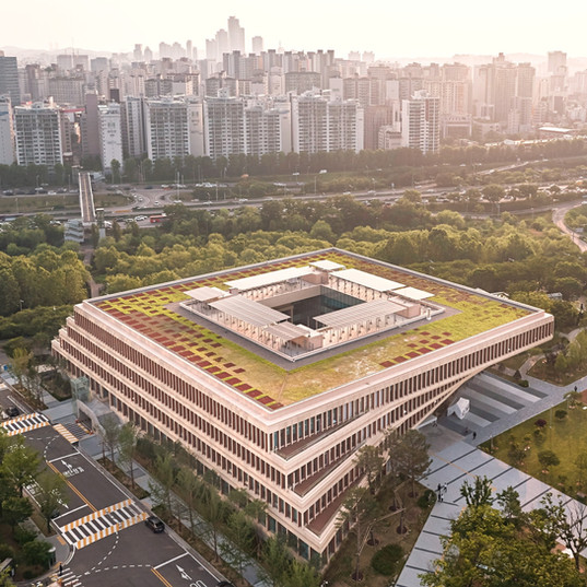 NATIONAL ASSEMBLY COMMUNICATION BUILDING