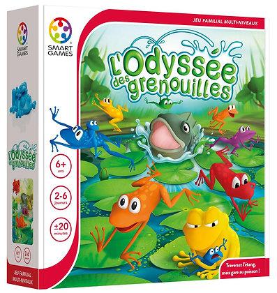Smart Games - L'odyssée des grenouilles