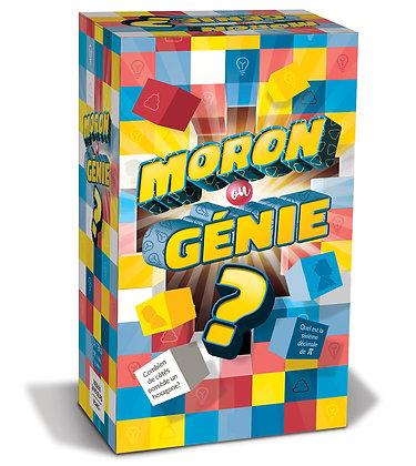 Jeu Moron ou génie