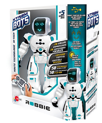 Xtrem Bots - Robot Robbie