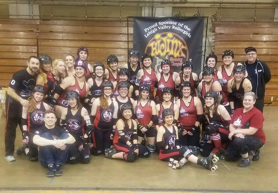 Blast Furnace Betties vs PJRD