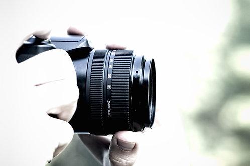 Fotoshooting für Internetseite