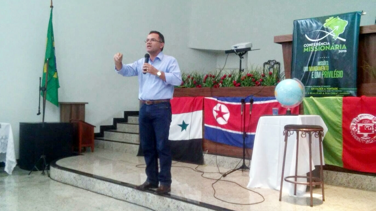 Conferência Missionária