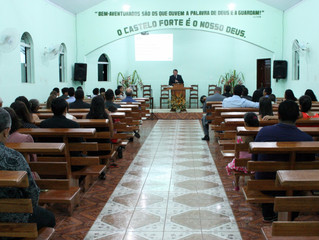 Congregação de Tomé-Açú tem ordenação de Pastor