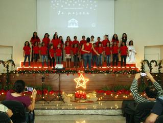 Igreja celebra o Natal com Cantatas