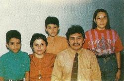 Presbítero Ely e Família