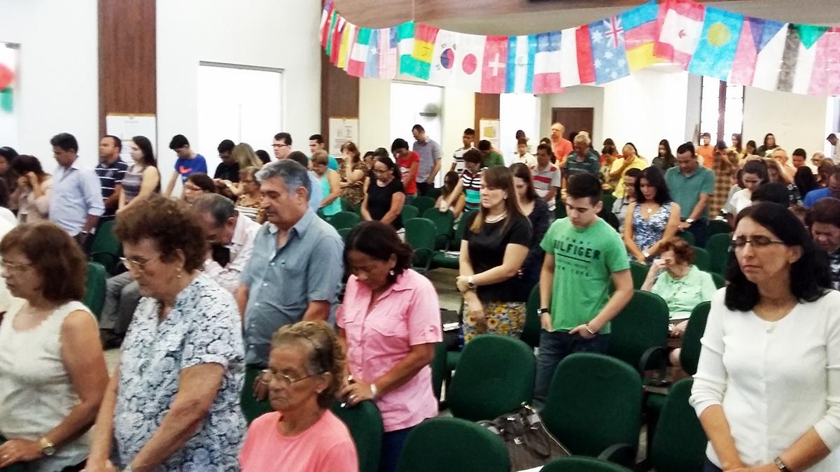 Domingo da Igreja Perseguida