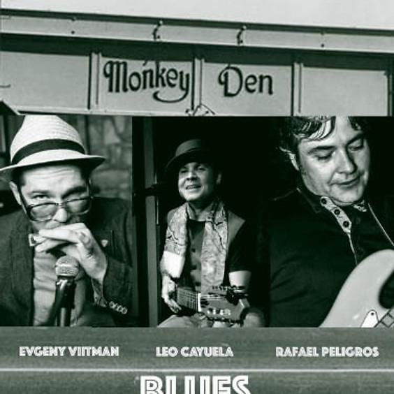 Evgeni Viitman y Leo Cayuela (Old Blues)