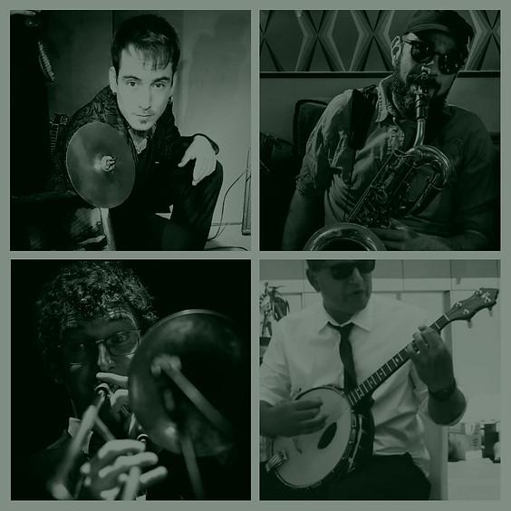 .SAMUEL MARTHE NEW ORLEANS 4TET (Jazz)