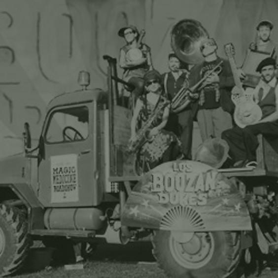 Los Boozan Dukes(Lindy-Hop - Calypso)