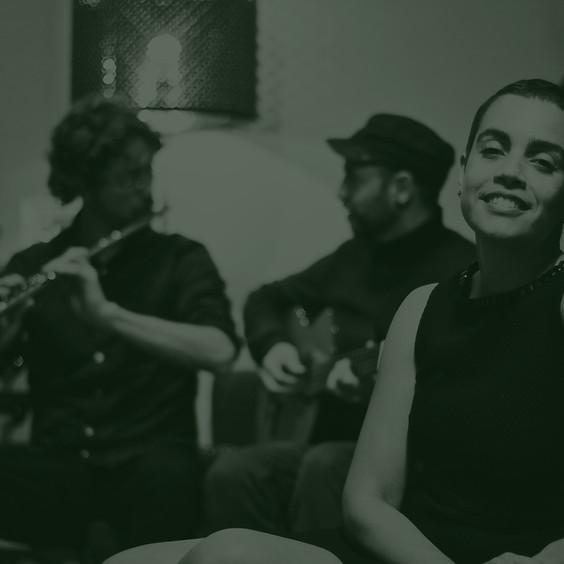 Marina Ribeiro Quintet , (Bossanova)