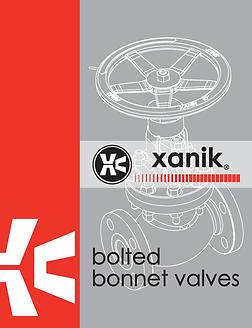 bolted bonnet valves catalog | xanik
