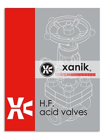 xanik | HF acid valves catalog